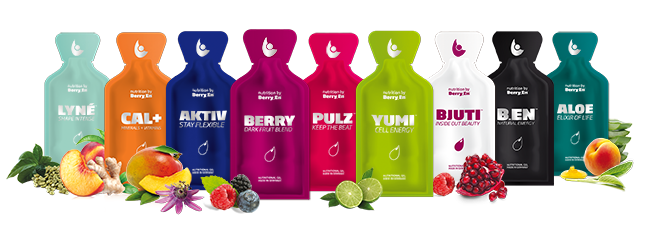 Berry.en gely - energie azdraví zpřírody